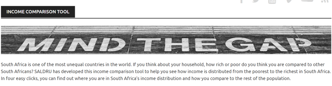 saldru income comparison tool